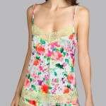 Andres Sarda Flower 3309185 Top Koszulka Flowered