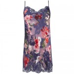 Lise Charmel Reve Orchidee ALG1069 Koszulka nocna Night dress Gris Orchid