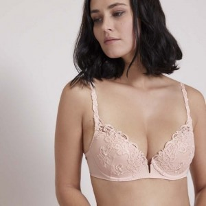 Simone Perele Saga 15C340 Push-up Blush