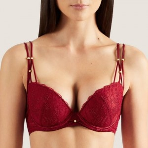 Aubade La Belle Etoile PH08 Push-up Plunge Garance