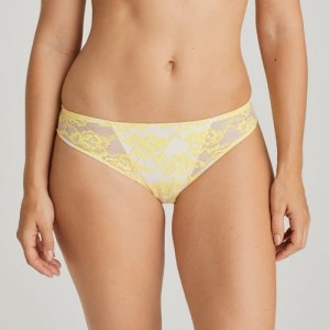Primadonna Twist Wild Rose 541720 Rio briefs Limoncello