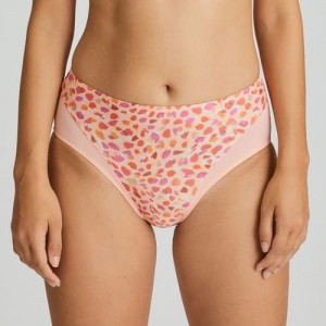 Primadonna Twist Gelato 541871 Full briefs Blushing Orange