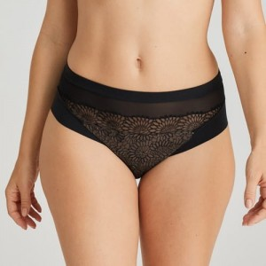 Primadonna Sophora 563181 Full briefs Black