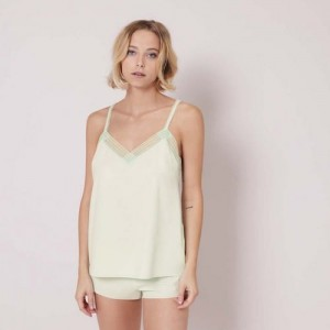 Simone Perele Blossom 15N900 Koszulka Top Sea Green