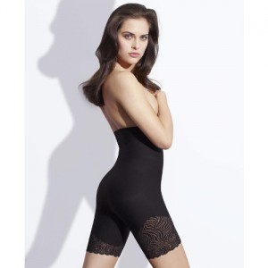 Simone Perele Top Model 16R671 Full Shaper Black