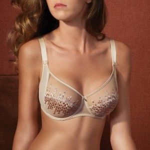 Empreinte Jane 07182  Full cup Balcony Lame