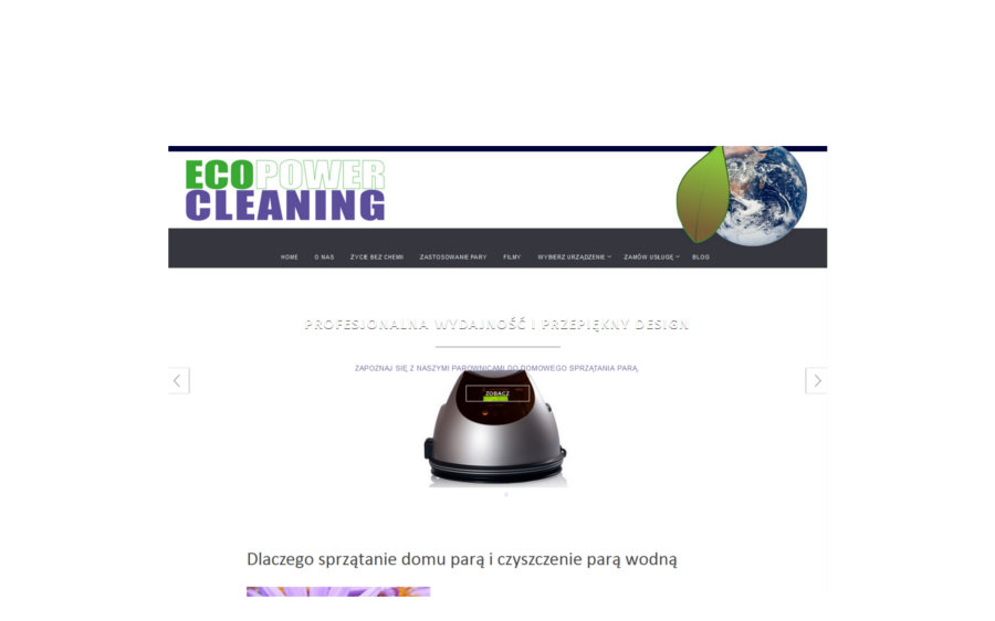 Eco Power Cleaning